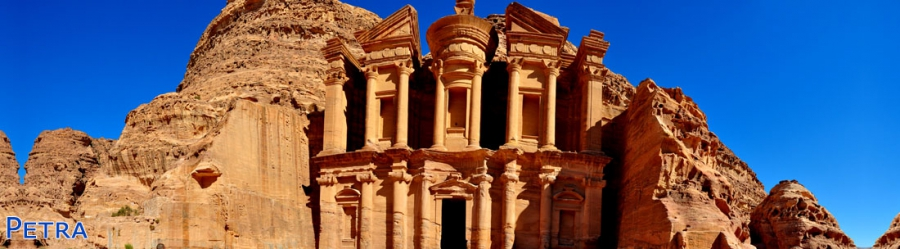 Petra: Jordan - World of New7Wonders